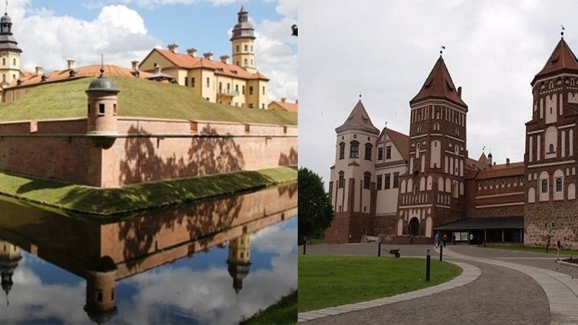 Kelionė į Baltarusiją